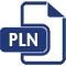 Fourniture au format natif Archicad PLN