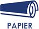 Remise des plans au format papier.